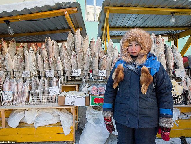 Sống trong trời lạnh -59 độ C, người dân Siberia vẫn thấy… mát nhẹ - ảnh 6