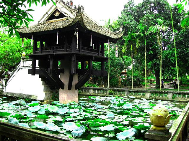 10 ngôi đền, chùa linh thiêng nhất miền Bắc nên đi lễ đầu năm 2020 để cầu bình an và may mắn - Ảnh 8.