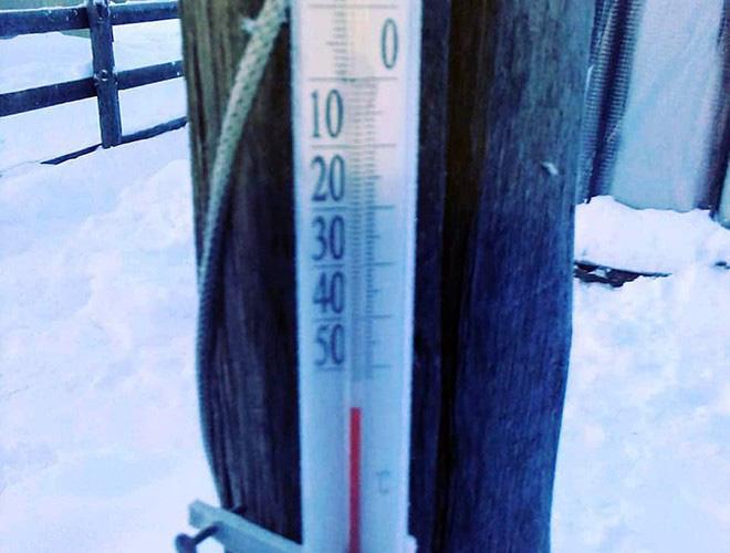Sống trong trời lạnh -59 độ C, người dân Siberia vẫn thấy… mát nhẹ - ảnh 7