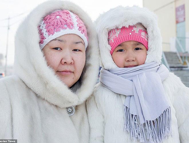 Sống trong trời lạnh -59 độ C, người dân Siberia vẫn thấy… mát nhẹ - ảnh 8
