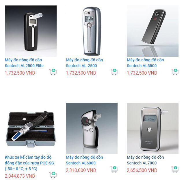 Dân tình đua nhau tìm mua máy đo nồng độ cồn cầm tay, nhưng hãy cẩn thận với các thiết bị siêu rẻ này - Ảnh 2.