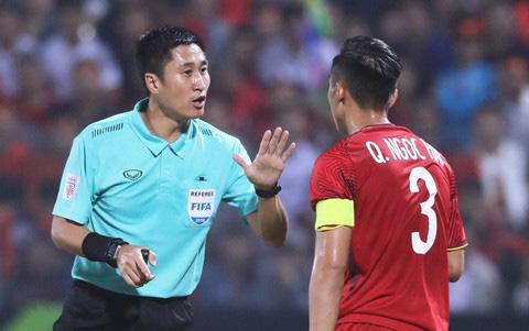 Lộ diện các trọng tài ở VCK U23 châu Á, có nhiều ác mộng của Việt Nam - Ảnh 2.