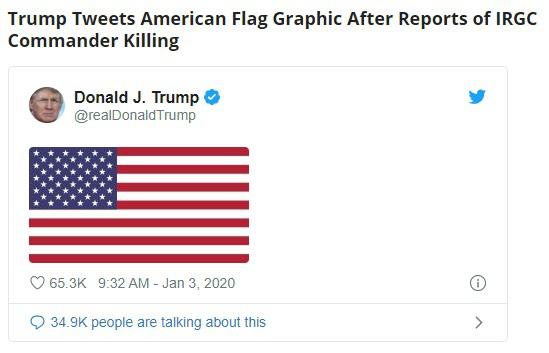 CẬP NHẬT: Quả bom chiến tranh đã xì khói, toàn bộ công dân Mỹ phải rời Iraq ngay lập tức - Washington vượt lằn ranh đỏ, giết chết tướng Iran - Ảnh 16.