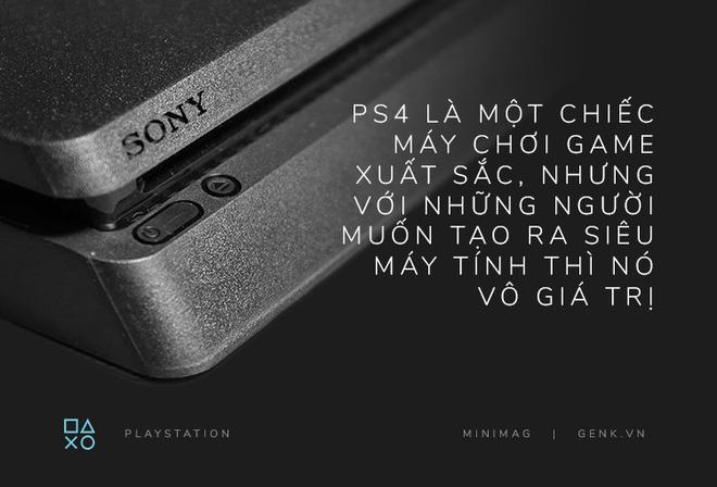 Câu chuyện về chiếc siêu máy tính được tạo ra từ những chiếc máy PlayStation 3 - Ảnh 13.