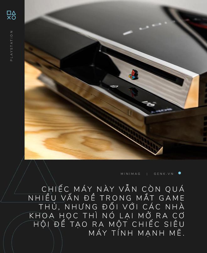 Câu chuyện về chiếc siêu máy tính được tạo ra từ những chiếc máy PlayStation 3 - Ảnh 7.