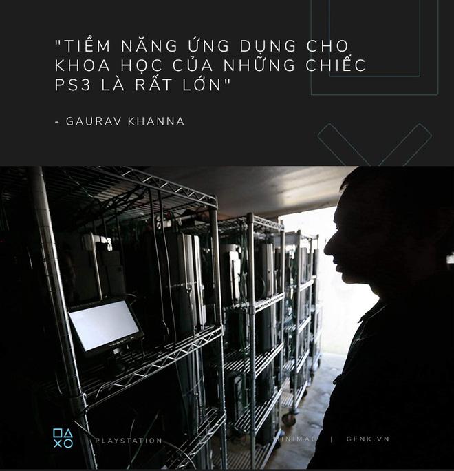 Câu chuyện về chiếc siêu máy tính được tạo ra từ những chiếc máy PlayStation 3 - Ảnh 8.
