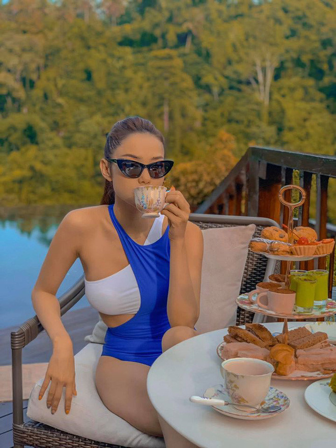 Vẻ nóng bỏng của 6 mỹ nhân Việt tự tin khoe ảnh bikini trong những ngày Tết - Ảnh 6.