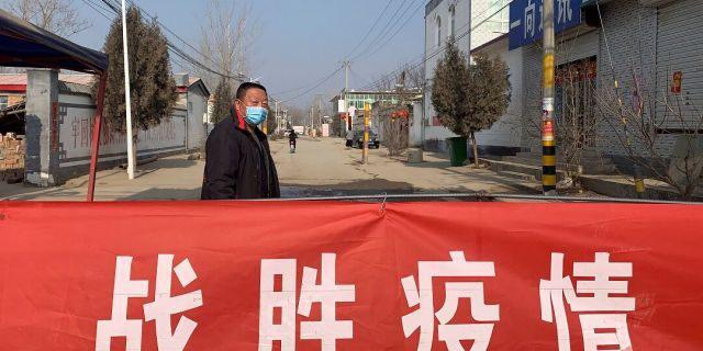 Lo virus corona hủy hoại làng, nhiều người dân TQ tự giác bế quan dù chính phủ chưa yêu cầu - Ảnh 1.