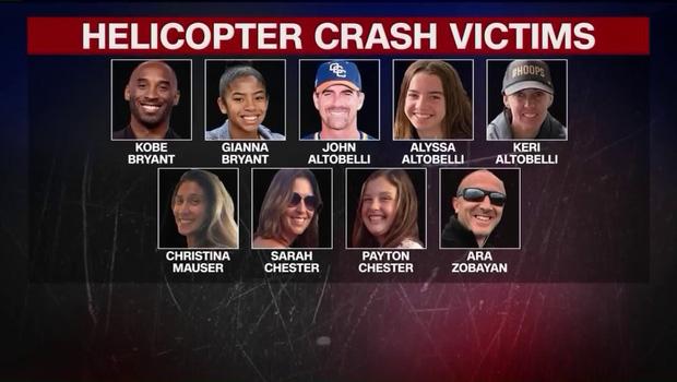 Đau lòng: Sau vụ tai nạn trực thăng thảm khốc, thi thể của Kobe Bryant buộc phải xác định thông qua dấu vân tay - Ảnh 5.