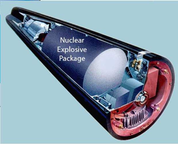 Tàu ngầm hạt nhân Mỹ tuần tra với đầu đạn hạt nhân mới - Ảnh 4.