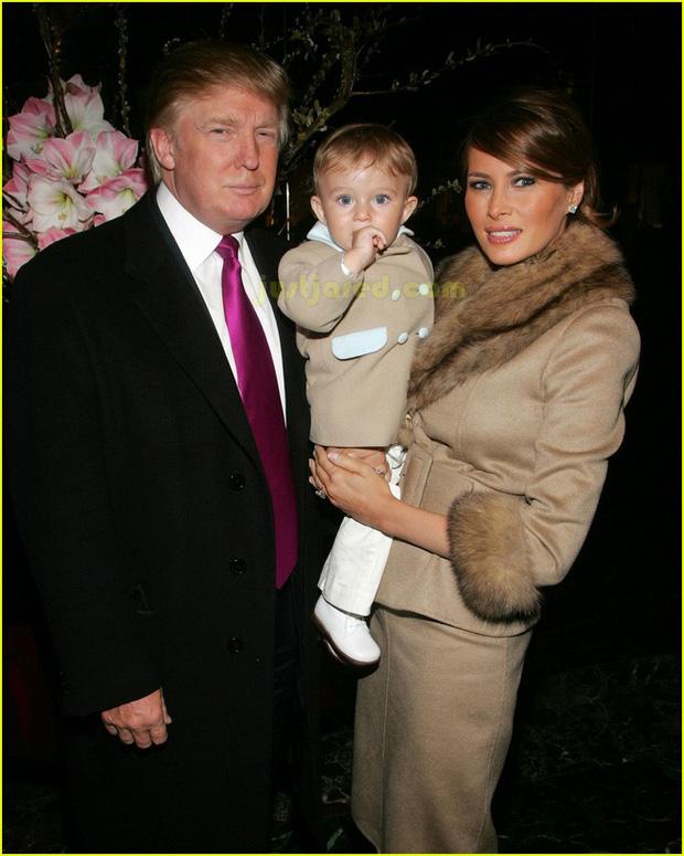 Barron Trump: Từ thiên thần sinh ra đã ngậm thìa bạc đến tiểu soái ca đốn gục trái tim hàng triệu người hâm mộ - Ảnh 2.