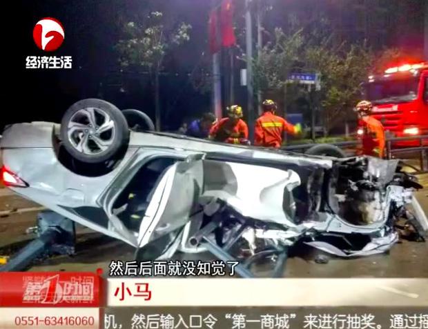 Lái xe lúc say gây tai nạn khiến cô gái mới quen mất một chân, gã tài xế ép nạn nhân phải cưới mình mới chịu bồi thường - Ảnh 2.