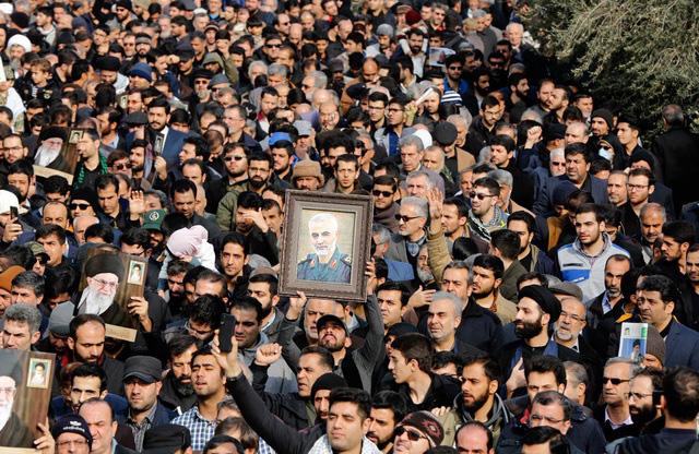 Vụ tấn công chấn động Iran: Sát hại tướng Soleimani chẳng khác nào ám sát Bộ trưởng Quốc phòng Mỹ - Ảnh 2.