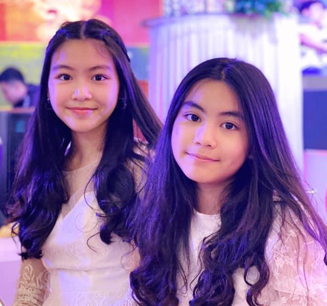 Cùng nhau đi đám cưới, hai con gái nhà MC Quyền Linh gây chú ý vì xinh đẹp lấn át cả cô dâu - Ảnh 2.