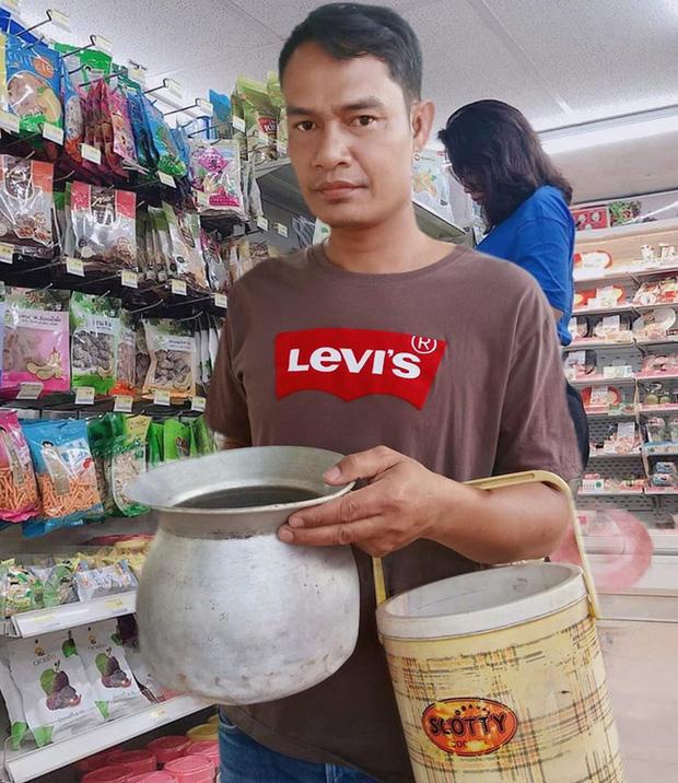 1001 cách shopping không túi nilon nhằm bảo vệ môi trường của người Thái - Ảnh 12.