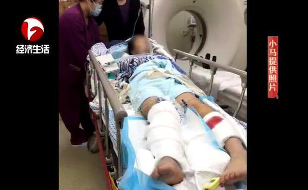 Lái xe lúc say gây tai nạn khiến cô gái mới quen mất một chân, gã tài xế ép nạn nhân phải cưới mình mới chịu bồi thường - Ảnh 3.