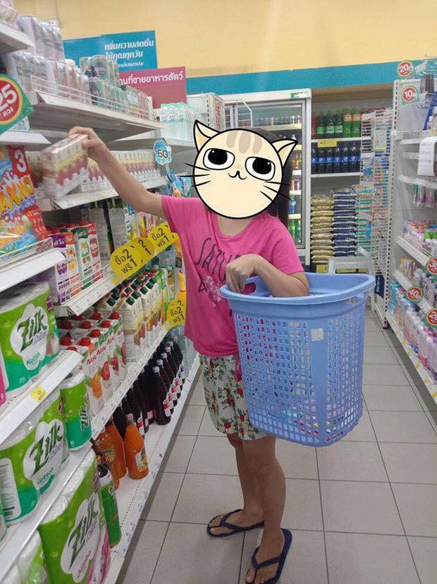 1001 cách shopping không túi nilon nhằm bảo vệ môi trường của người Thái - Ảnh 5.