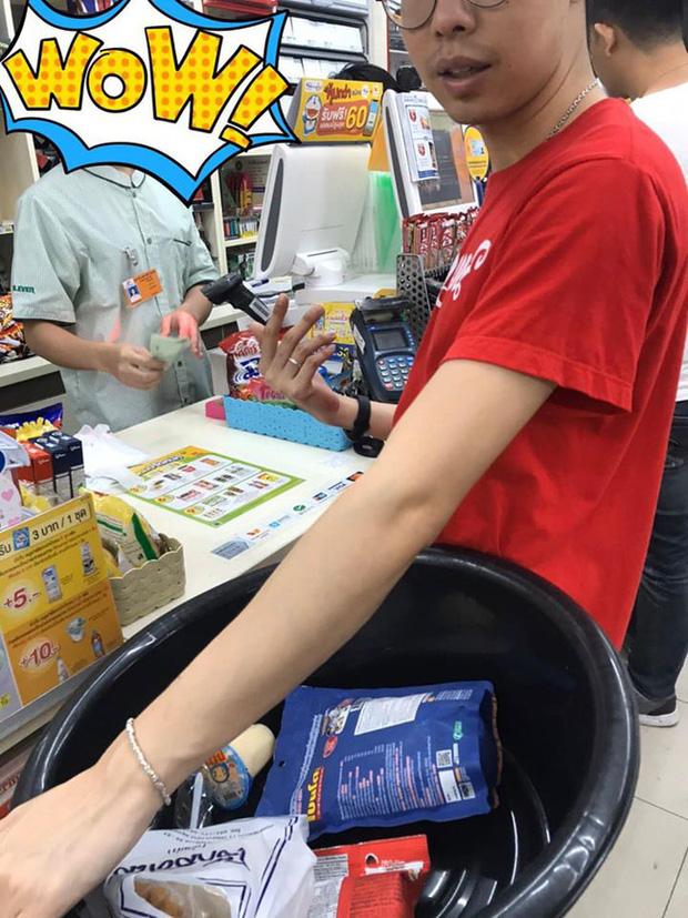 1001 cách shopping không túi nilon nhằm bảo vệ môi trường của người Thái - Ảnh 9.