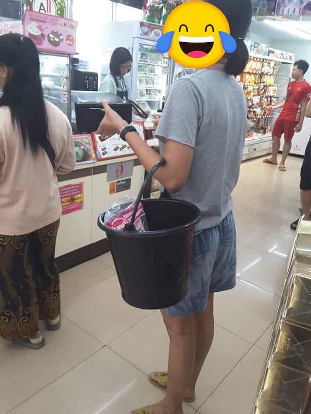 1001 cách shopping không túi nilon nhằm bảo vệ môi trường của người Thái - Ảnh 10.