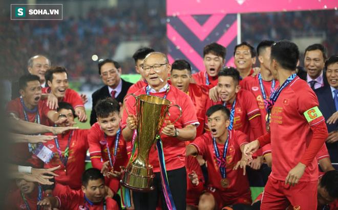 Trả lời báo Hàn, thầy Park tiết lộ về thuật đắc nhân tâm áp dụng cho bóng đá Việt Nam - Ảnh 2.