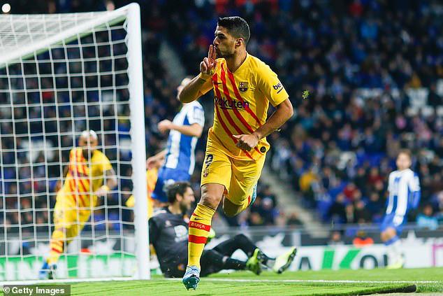 Espanyol 2-2 Barcelona: Barcelona bị cầm hòa trong trận derby Catalan - Ảnh 1.