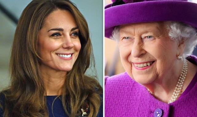 """Nữ hoàng Anh được cho là """"ngưỡng mộ"""" cháu dâu Kate ở một điểm mà Meghan Markle không có được - Ảnh 1."""