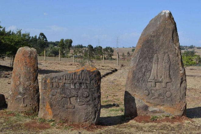 1001 thắc mắc: Bãi đá cổ Tiya nằm ở đâu, vì sao khiến giới khoa học 'đau đầu'? - Ảnh 1.