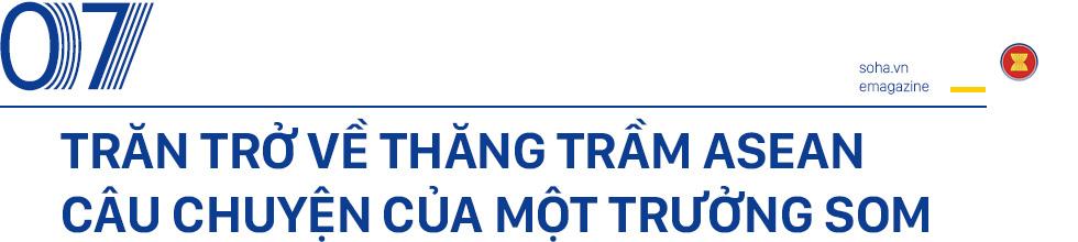ĐS Phạm Quang Vinh kể về thăng trầm ASEAN: Vụ tàu TQ 2 lần cắt cáp của Việt Nam, bức ảnh thất vọng ở Campuchia và lời kêu gọi thức tỉnh - Ảnh 18.