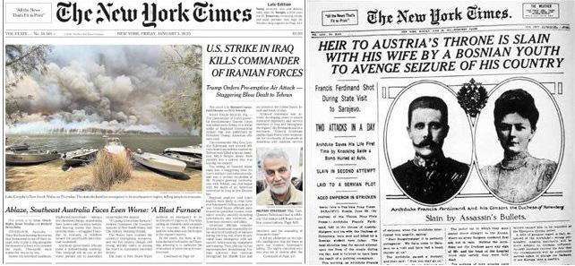Iran giăng lưới bủa vây, Mỹ bị chiếu bí, giết hại tướng Iran là hành động cực chẳng đã? - Ảnh 1.