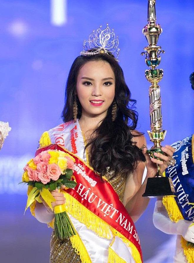 Đọ vẻ nóng bỏng của 3 hoa hậu Việt tuổi Tý - Ảnh 1.