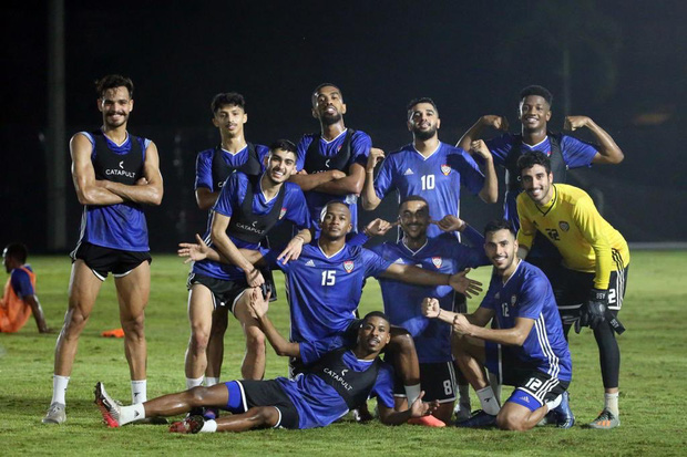 Rơi vào bảng đấu có Việt Nam tại VCK U23 châu Á, một nửa số fan UAE tin rằng đội nhà sẽ phải ôm hận, không thể tiến sâu - Ảnh 2.