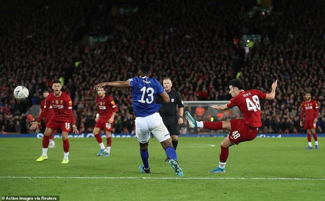 Kết quả vòng 3 FA Cup: Liverpool 1-0 Everton, Chelsea 2-0 Nottingham Forrest, Middlesborough 1-1 Tottenham - Ảnh 1.