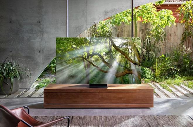 Samsung hé lộ thông tin đầu tiên về TV 8K không viền: thật ra vẫn có viền, mỏng 2.3mm, tỷ lệ màn hình trên mặt trước 99% - Ảnh 1.