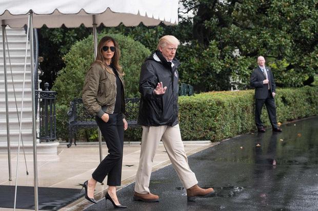 Từng nhiều lần bị công chúng chê cười nhưng khi Melania Trump nói ra quan điểm dạy con của mình, ai cũng đồng tình khen ngợi - Ảnh 2.