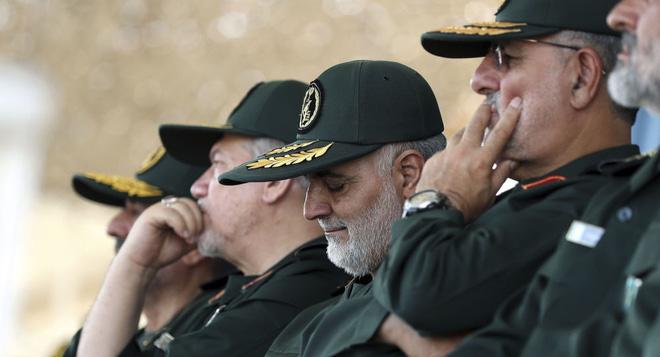 Ám sát tướng Soleimani của Iran chỉ là một phần nhỏ trong kế hoạch động trời: Mục tiêu tiếp theo của Mỹ là gì? - ảnh 1
