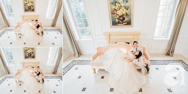 Trụy tim với màn đàn hát của chú rể tại khách sạn 5 sao, chi cả trăm triệu đặt váy cô dâu chỉ vì hồi cấp 3 mình đã muốn sau này mặc chiếc váy cưới lộng lẫy nhất - Ảnh 14.
