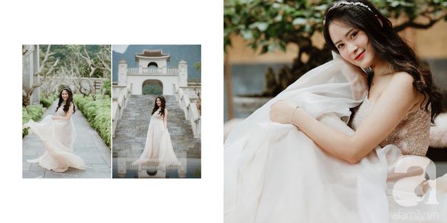 Trụy tim với màn đàn hát của chú rể tại khách sạn 5 sao, chi cả trăm triệu đặt váy cô dâu chỉ vì hồi cấp 3 mình đã muốn sau này mặc chiếc váy cưới lộng lẫy nhất - Ảnh 15.