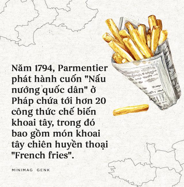 """Lịch sử thú vị của khoai tây: """"Quả táo quỷ"""" đem thịnh vượng đến cho những đế quốc - Ảnh 13."""