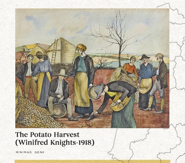 """Lịch sử thú vị của khoai tây: """"Quả táo quỷ"""" đem thịnh vượng đến cho những đế quốc - Ảnh 15."""