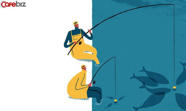 Tư duy kiếm tiền: Muốn được nhiều, phải động não, nhanh nhạy chứ không phải đâm đầu vào làm - Ảnh 3.