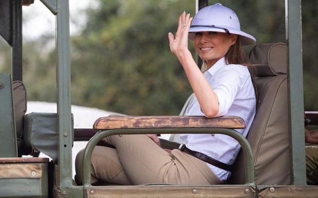 Từng nhiều lần bị công chúng chê cười nhưng khi Melania Trump nói ra quan điểm dạy con của mình, ai cũng đồng tình khen ngợi - Ảnh 5.
