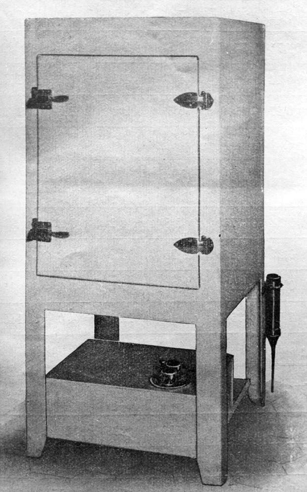 Ngày xưa mà chúng ta sử dụng dự án tủ lạnh của Albert Einstein và Leo Szilard, có khi tầng ozone đã không thủng một lỗ - Ảnh 5.