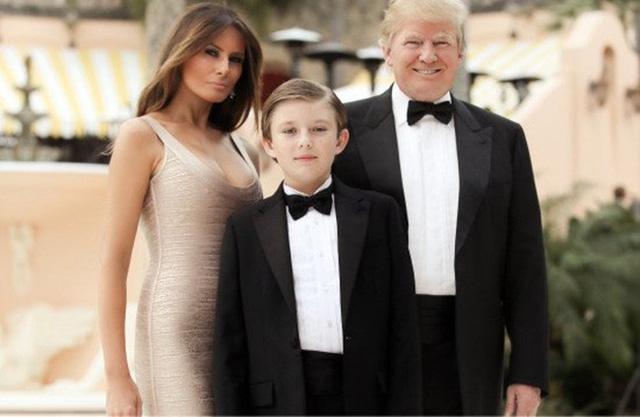Từng nhiều lần bị công chúng chê cười nhưng khi Melania Trump nói ra quan điểm dạy con của mình, ai cũng đồng tình khen ngợi - Ảnh 7.