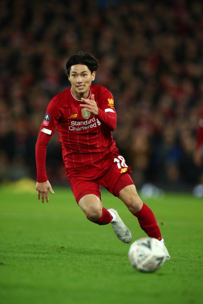 Hot boy Nhật Bản Minamino đá trận ra mắt ở đội bóng mạnh nhất thế giới, siêu phẩm cứa lòng tuyệt đẹp giúp Liverpool đánh bại kẻ thù cùng thành phố - Ảnh 9.