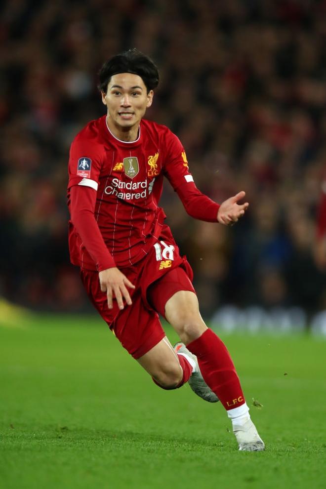 Hot boy Nhật Bản Minamino đá trận ra mắt ở đội bóng mạnh nhất thế giới, siêu phẩm cứa lòng tuyệt đẹp giúp Liverpool đánh bại kẻ thù cùng thành phố - Ảnh 10.