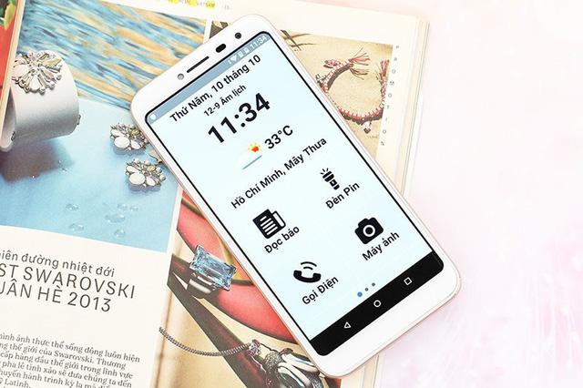 Soi 10 điện thoại rẻ nhất Việt Nam năm 2020, trong đó đến 2 mẫu smartphone của tỷ phú Phạm Nhật Vượng - Ảnh 9.