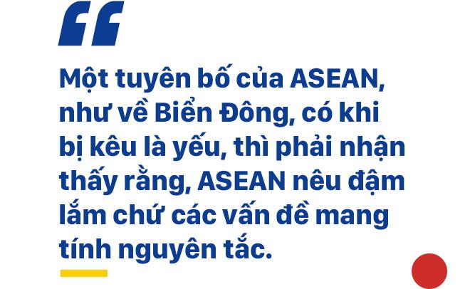 ĐS Phạm Quang Vinh kể về thăng trầm ASEAN: Vụ tàu TQ 2 lần cắt cáp của Việt Nam, bức ảnh thất vọng ở Campuchia và lời kêu gọi thức tỉnh - Ảnh 20.