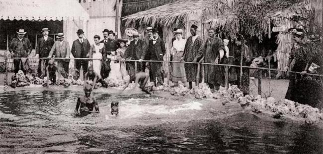 """""""Sở thú con người"""": Địa ngục trần gian của thổ dân nguyên thủy hay nơi giáo dục quần chúng của những người da trắng văn minh bậc nhất - Ảnh 1."""