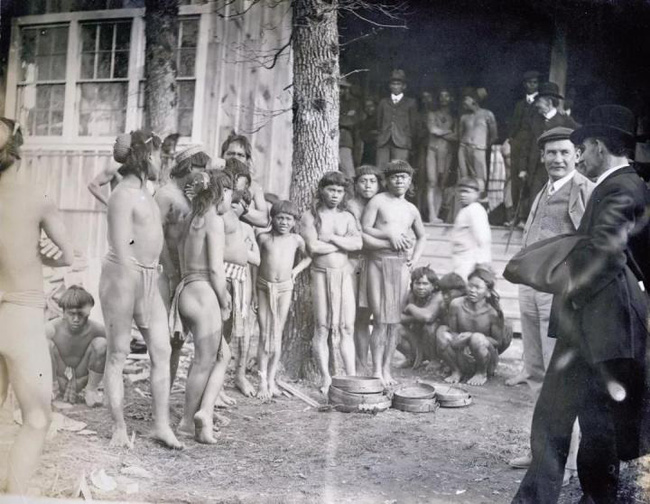 """""""Sở thú con người"""": Địa ngục trần gian của thổ dân nguyên thủy hay nơi giáo dục quần chúng của những người da trắng văn minh bậc nhất - Ảnh 2."""