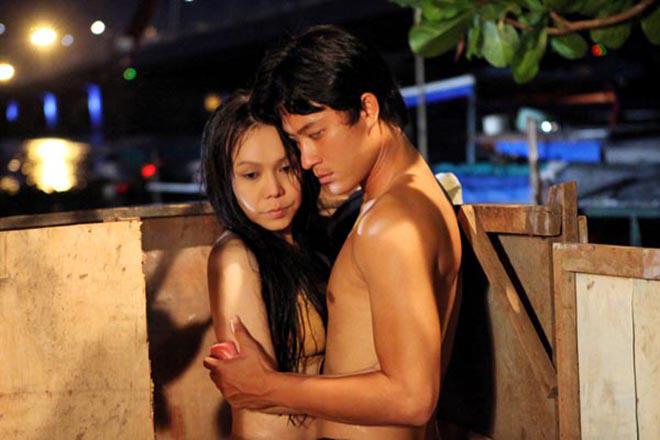 Hai cảnh nóng hiếm hoi nhưng đầy táo bạo trong sự nghiệp của Việt Hương - Ảnh 5.